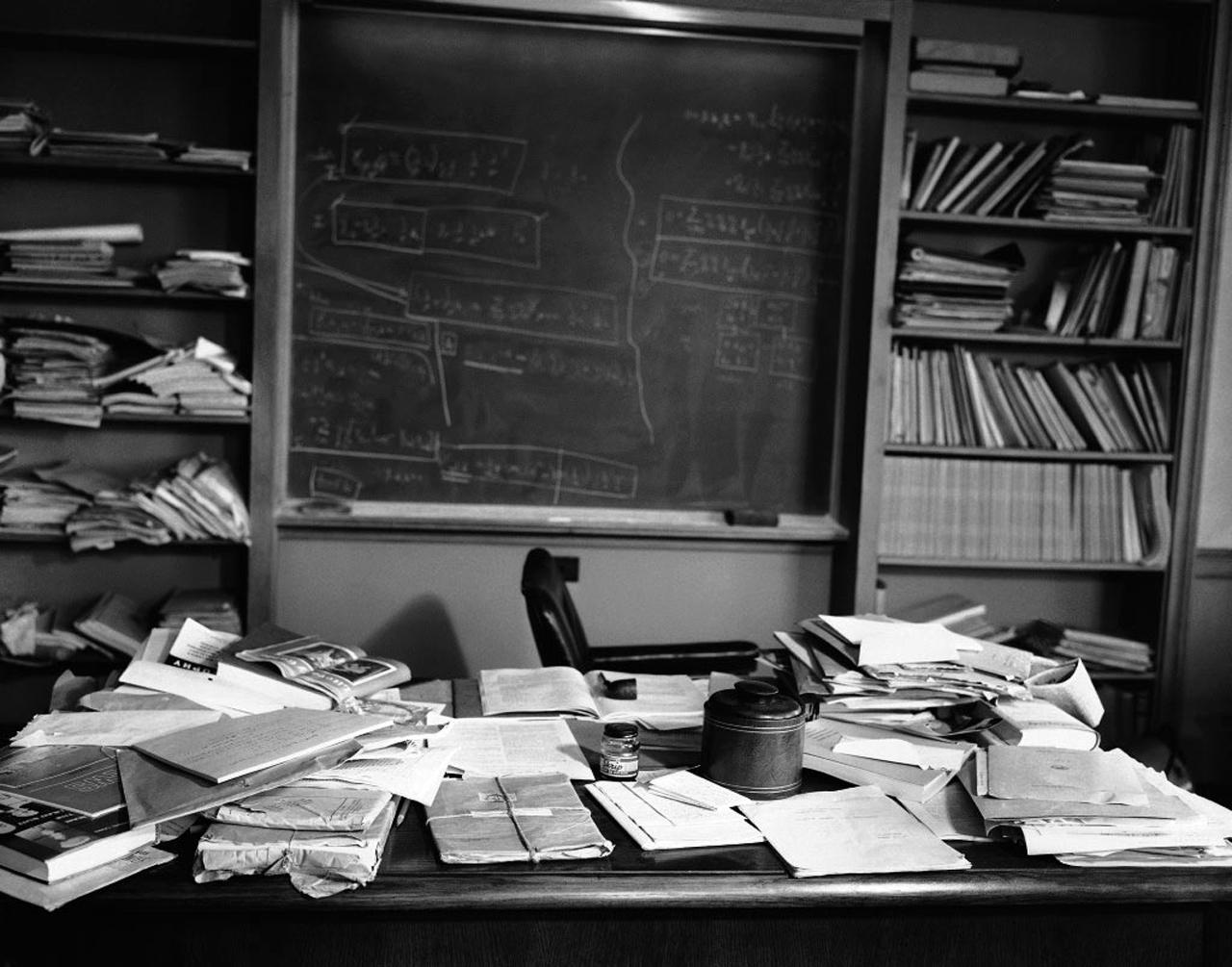 Mesa de Einstein