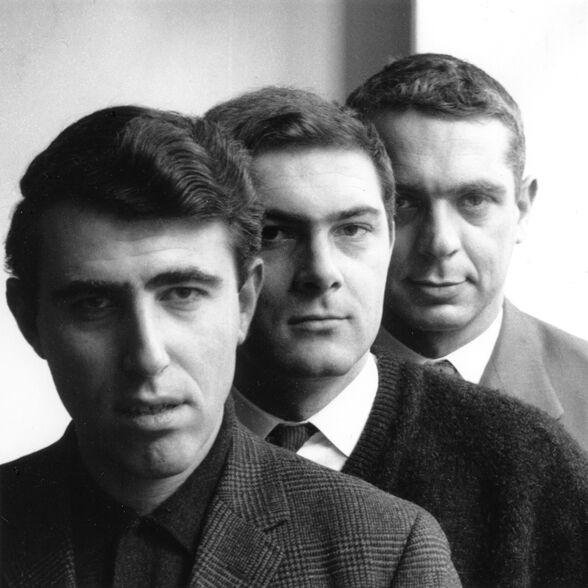 Alan Fletcher, Colin Forbes, Bob Gill